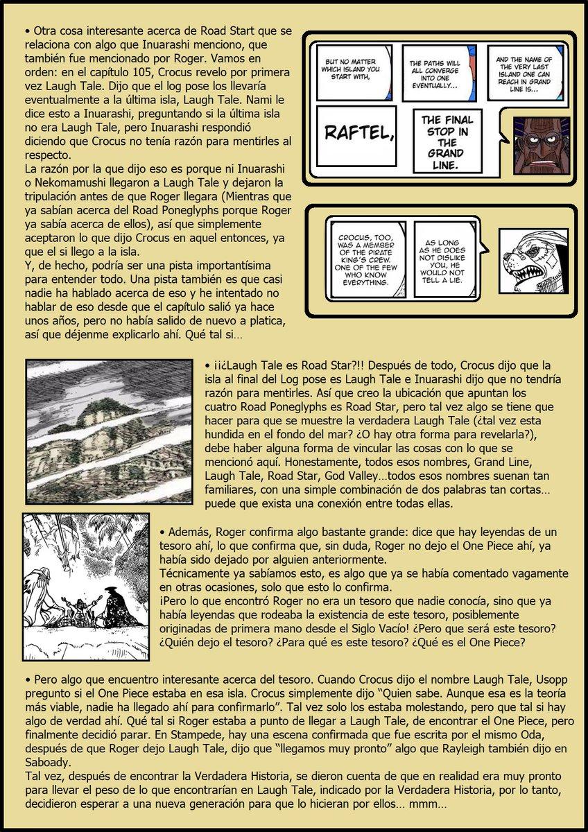Secretos & Curiosidades - One Piece Manga 966 ENuTubpWwAInMmm