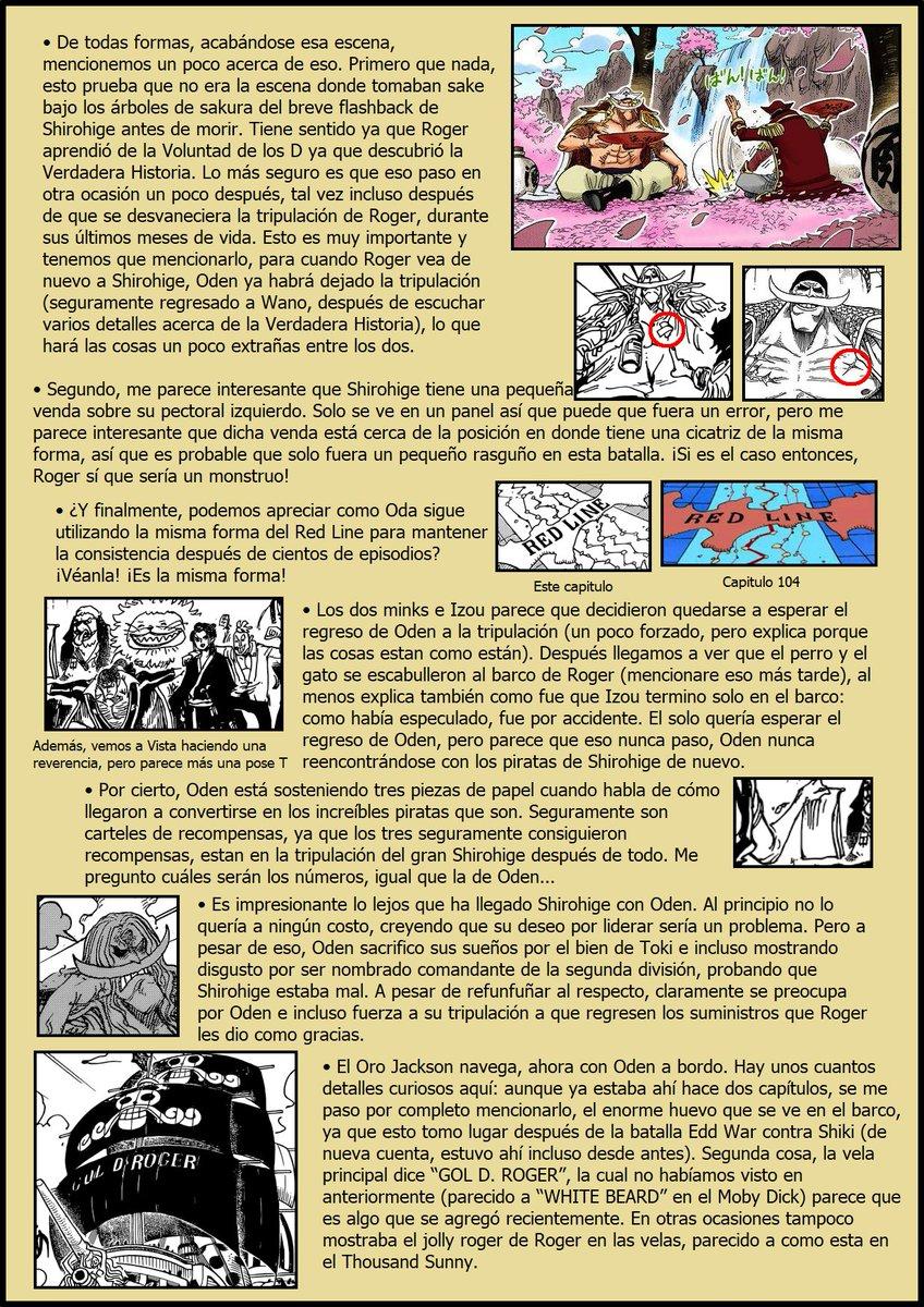 Secretos & Curiosidades - One Piece Manga 966 ENuUA8-WoAAPiKq