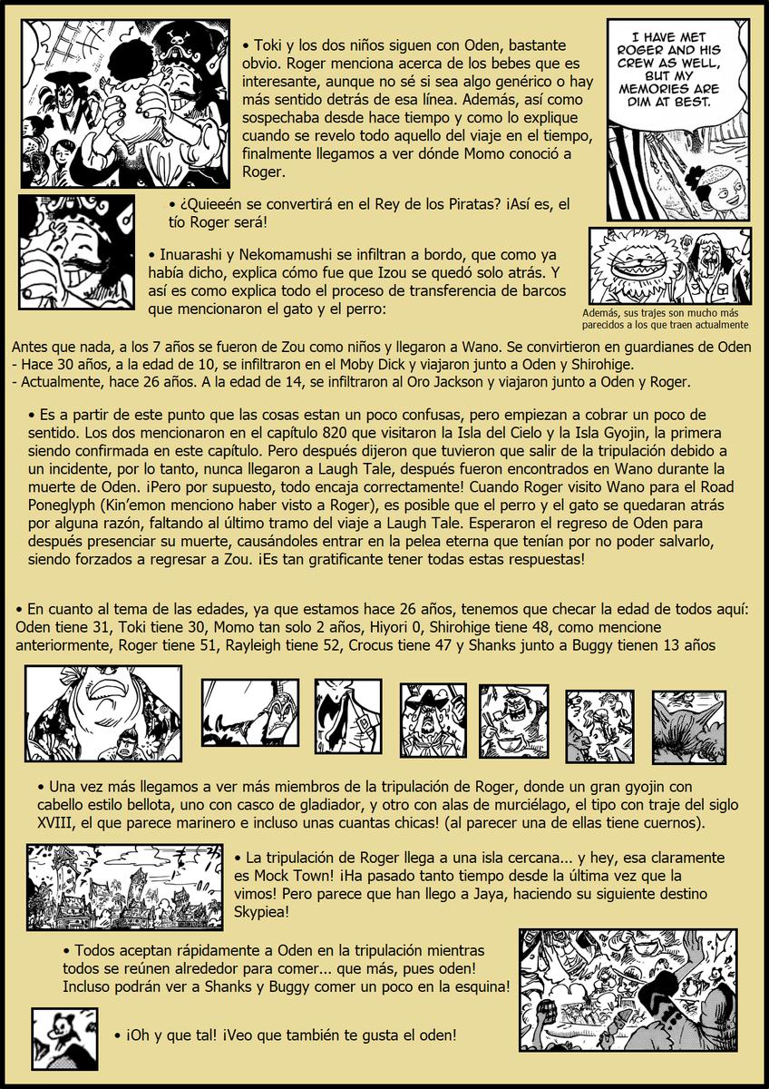 Secretos & Curiosidades - One Piece Manga 966 ENuUA8_W4AAaveC