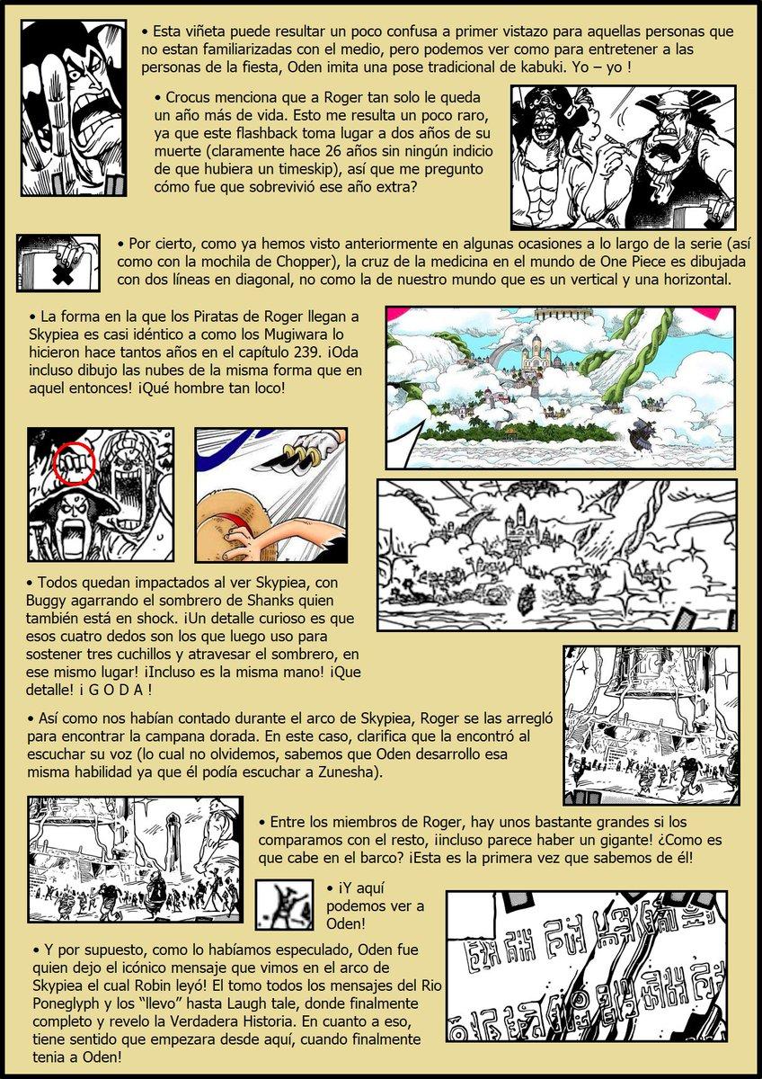 Secretos & Curiosidades - One Piece Manga 966 ENuUPWfWkAMx1v7