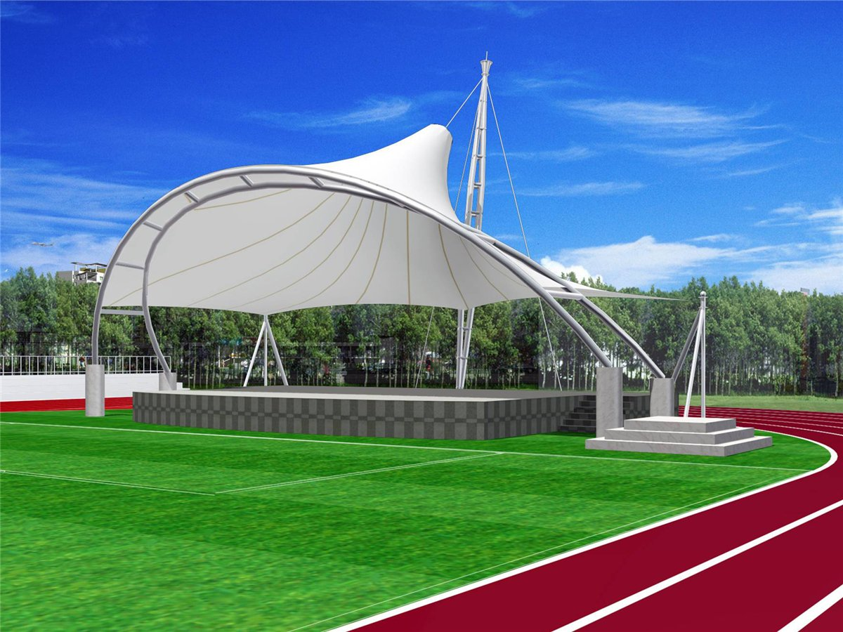 WHY A TENSILE FABRIC CANOPY FOR STAGE COVER? . . https://cutt.ly/briHfAK  . . #tensilefabric #fabriccanopy #canopy #shade #stagecover #tensionedfabric #fabricshade #shadestructure #pavilion #awning #tensilearchitecture #membranestructure #tensilemembrane #ptfe #PVDF #canvespic.twitter.com/AuK01c6NYg