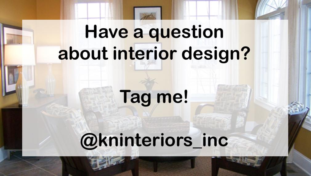 #kninteriors #designadvice #designhelp #interiordesign #freedesignadvice #interiordesignquestionpic.twitter.com/QUV5hxmxct