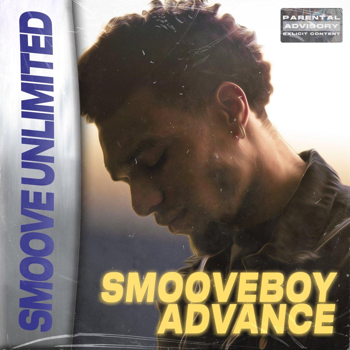 STREAM #SMOOVEBOYADVANCE TODAY ON YOUR FAV MUSIC APP ampl.ink/4xrBk