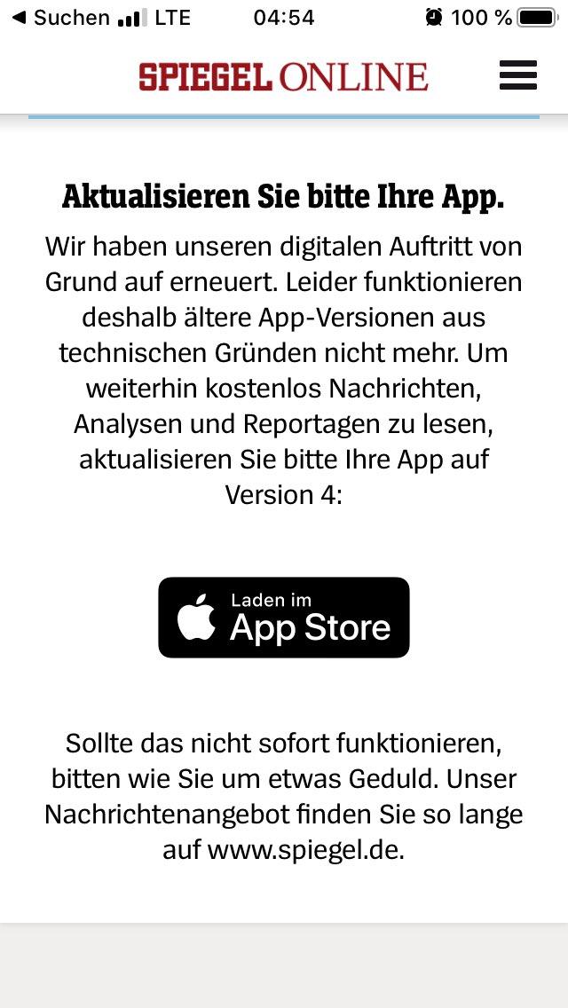 #Spiegel