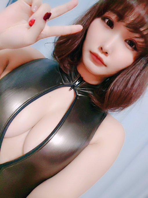 グラビアアイドル夕莉つかさのTwitter自撮りエロ画像63
