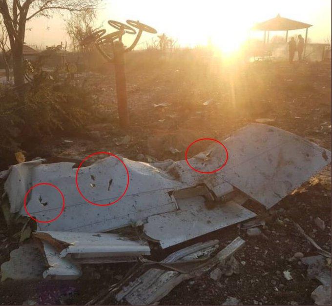 Пасажири та екіпаж українського літака, який зазнав аварії в Тегерані, загинули, - МЗС - Цензор.НЕТ 5567
