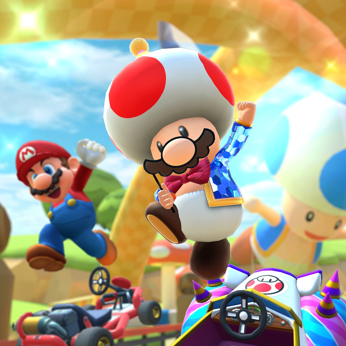 Mario Kart Tour Mariokarttouren Twitter