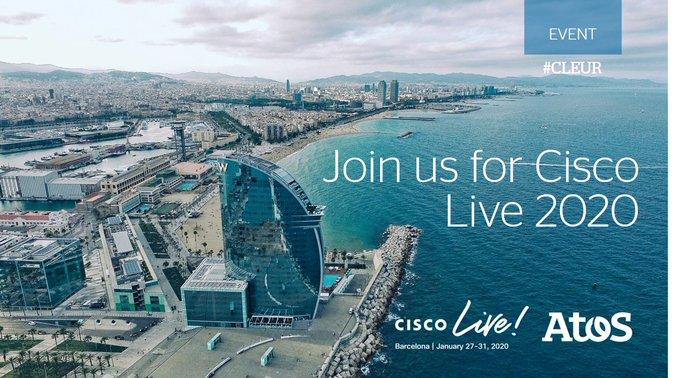 [#CLEUR] @Atos mostrará en @CiscoLiveEurope nuestras soluciones #HybridCloud para los...