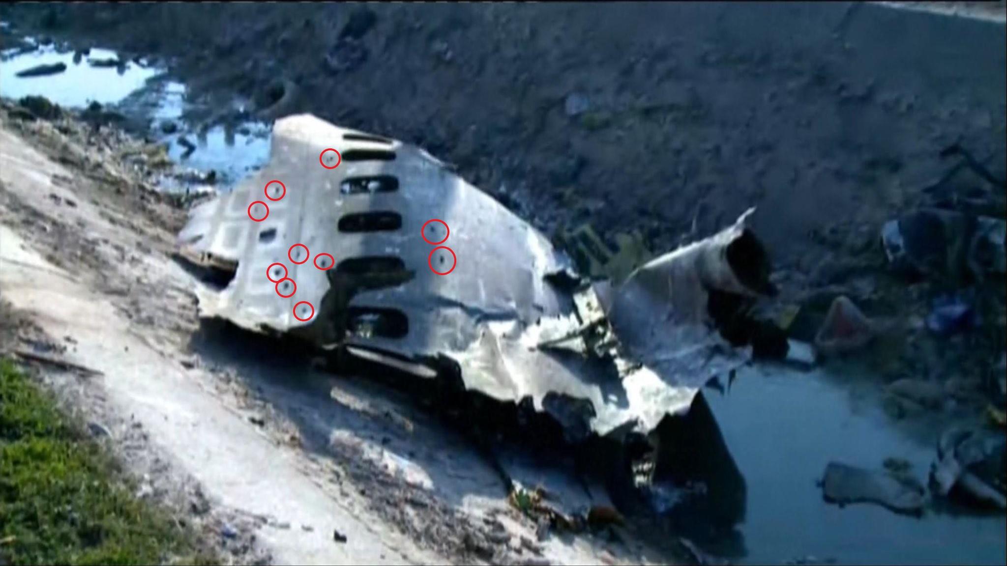За попередньою інформацією, причина катастрофи - аварія двигуна. Версія теракту відкидається, - посольство України в Ірані - Цензор.НЕТ 4930