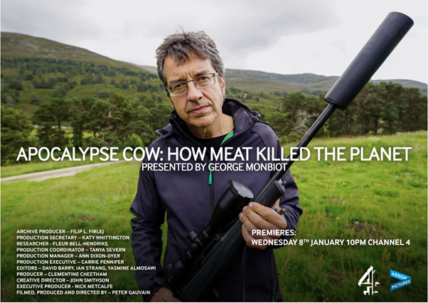 Image result for apocalypse cow george monbiot