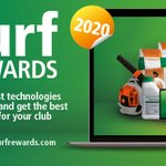 Image for the Tweet beginning: Turf Rewards 2020 is live!  We