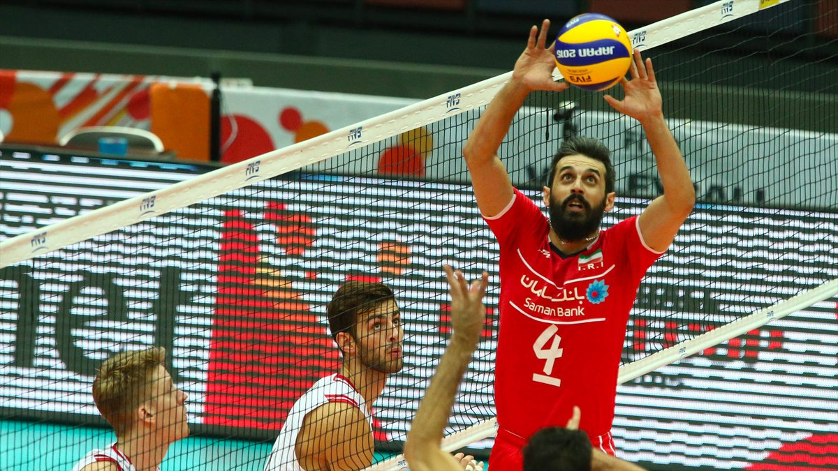Watch 🏐global superstar #Saeid Marouf and 🇮🇷take on 🇰🇿 in the #AVC Olympic Qualifiers.  LIVE FREE Official Stream - https://t.co/HUwVS1SmFM https://t.co/eUkOJuk1LF