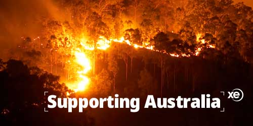 Our hearts are with those who are affected by the #AustralianBushfires and we want to help. So we'll donate any profits from your donations to 3 selected bushfire charities – @RedCrossAU, @WIRES_NSW and @NSWRFS. Donate by visiting – https://t.co/K26iXhe9vp.  Thank you. https://t.co/XW8TSO2kbO