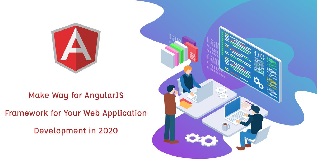 What Makes AngularJS Development a WORTH Investment for the Businesses? Read the below post in detail...  http:// bit.ly/2uueIbz     #AngularJS #Angularjs8 #webdevelopment #webdeveloper #Angularjsdevelopment <br>http://pic.twitter.com/VXcPCGU7Nu