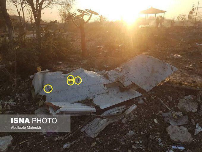 В Ірані оголосили 9 січня днем жалоби за жертвами катастрофи українського літака - Цензор.НЕТ 1113