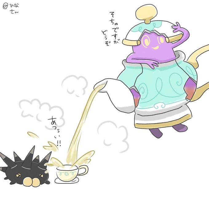 ポットデス ポケモン 剣 盾
