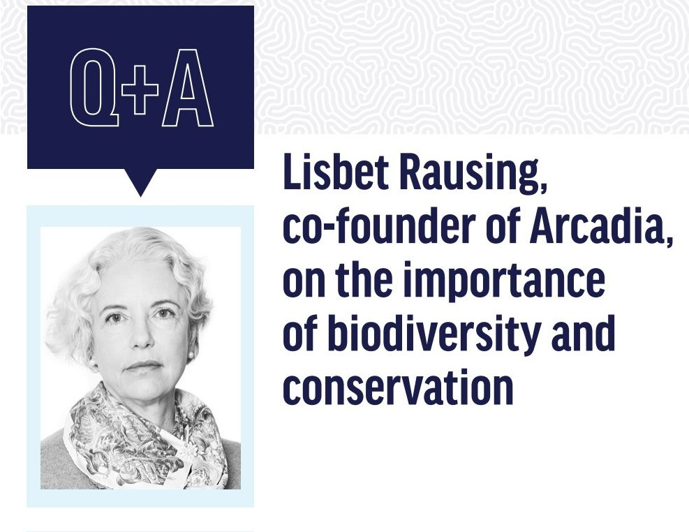 "test Twitter Media - The @Oceana winter magazine is out and features a Q&A with our co-founder, Lisbet Rausing: ""Biodiversity loss is one of the greatest environmental challenges we face, yet the impacts of ecological breakdown are regularly ignored or underestimated."" https://t.co/WEYjukQYx2 https://t.co/iK3lyEgCuD"
