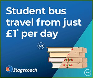Studying in #Perth? Student tickets start from just £1.14 a day (based on a 13 week Perth+ student ticket). Unlimited bus travel with just one ticket! More info >  #freshers2019 #students