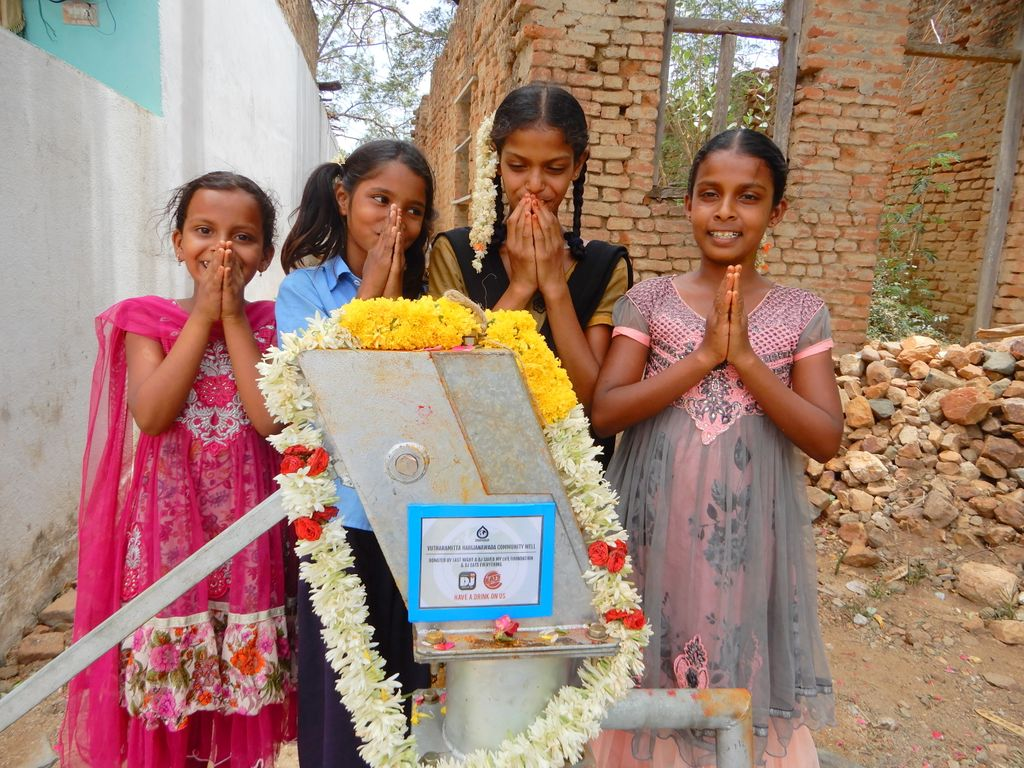 More than 500 children under the age of 5 die each day from diarrhea in India. 💧 🌍 DROP4DROP are currently doing projects in Tamil Nadu and Andhra Pradesh to provide clean water solutions to communities going without. 💙 #cleanwaterforall #bepartofthesolution #takeaction ⭐️