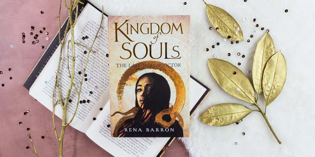 Arrah's fate was foretold in the bones. She is desperate for a taste of magic. No matter the cost. Stay in this January with @renathedreamers epic debut 🐍 smarturl.it/KingdomOfSouls… #KingdomOfSouls