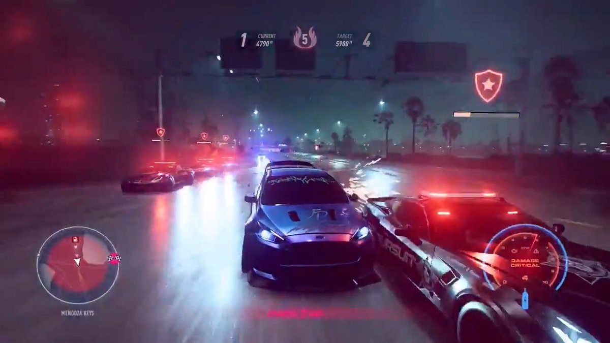 The PCPD needs to be reminded who runs this city. How many cops can you get to chase you for this weeks challenge? 🚨 Tag @needforspeed and we will pick our faves.