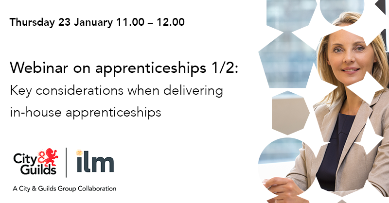 Well be holding a webinar series on, Key considerations when delivering in-house apprenticeships, hosted by Strategic Commercial Manager @Gibson1Paula and Stakeholder Partnerships and Policy Manager @BryonyKingsland Register your free place here: direc.to/dRCw