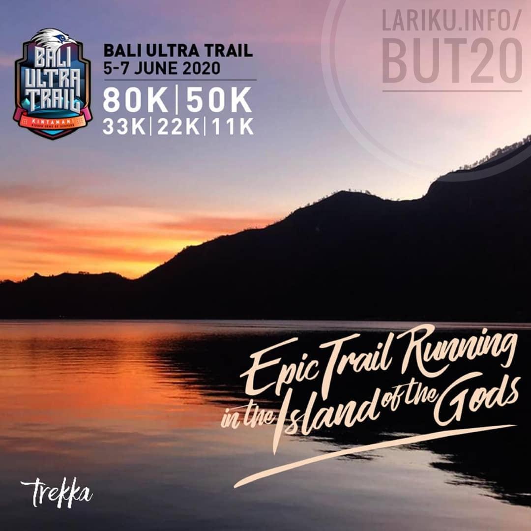 Bali Ultra Trail • 2020