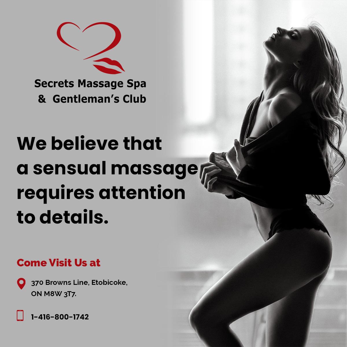 "A Sensual Massage secrets massage spa on twitter: ""we believe that a sensual"