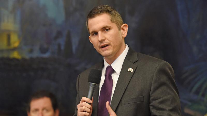 Rep. @JasonFischerFL is proposing a bill to help Holocaust survivors. bit.ly/2N77WyV