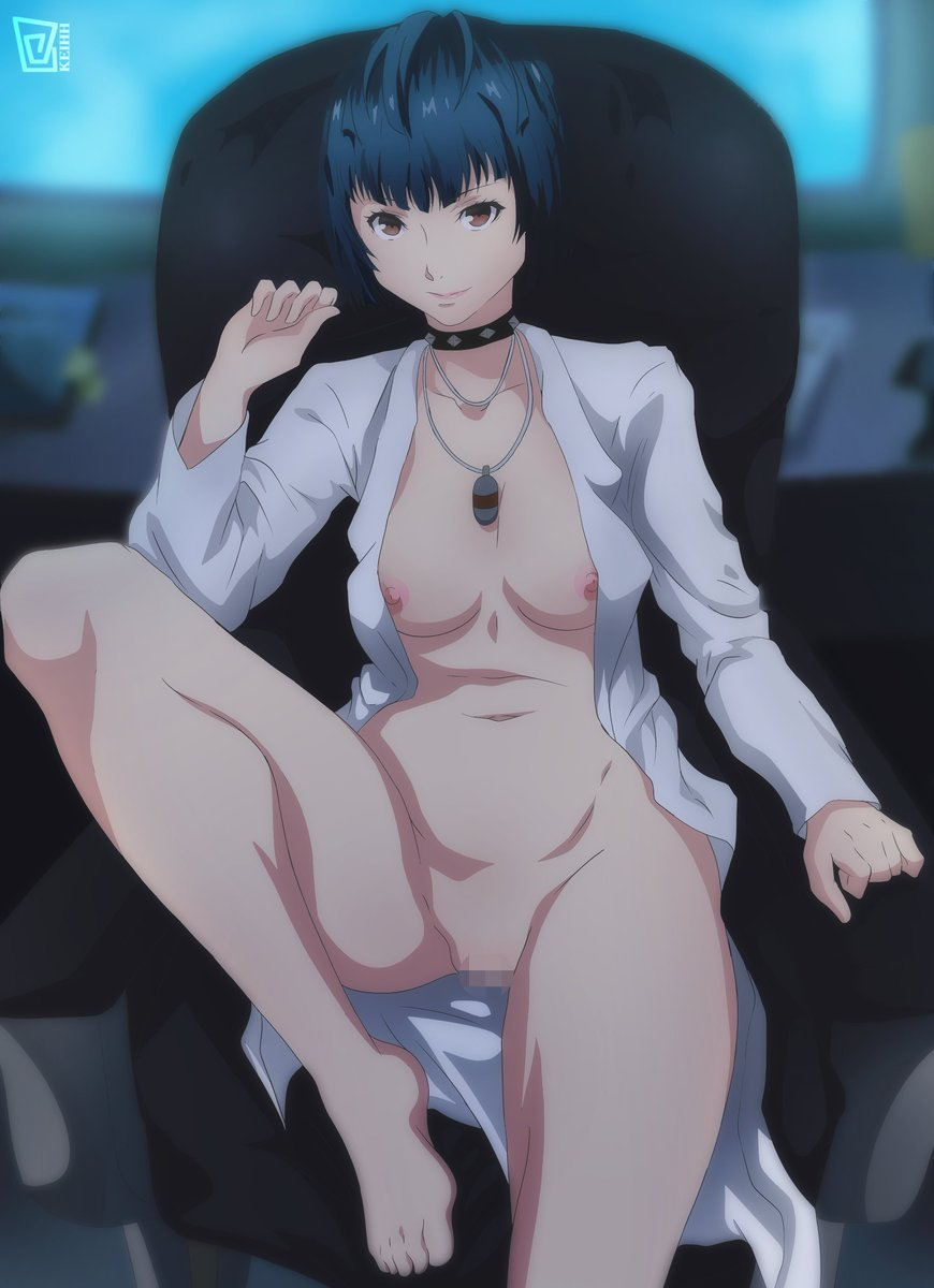 Persona 5 Takemi Hentai