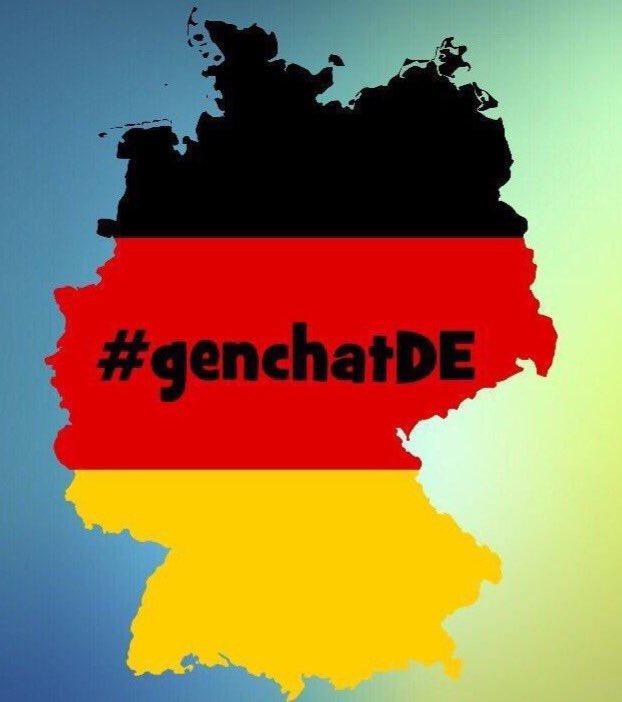 #genchatDE