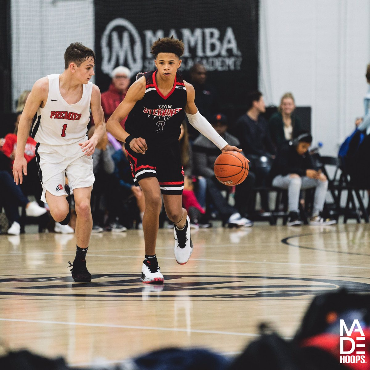 "The ceiling is incredibly high for Team DTermined 2024 6'3"" wing Carter Bryant (Riverside, CA). When all is said and done, he'll be one of the best on the West Coast in the 2024 cycle. 🧬📈 #WestLea8ue https://t.co/jDdUBVYXG6"