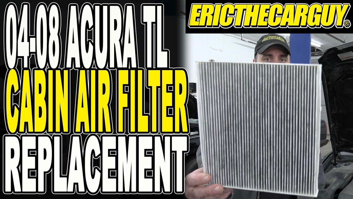 A short, but informative video from the TL series. Enjoy. #etcgblackura #cabinairfilter #vehicleservice #wednesdayvideo #etcgvideo  https:// youtu.be/rotu5D5hSvQ     <br>http://pic.twitter.com/0ZZpaTjuTC