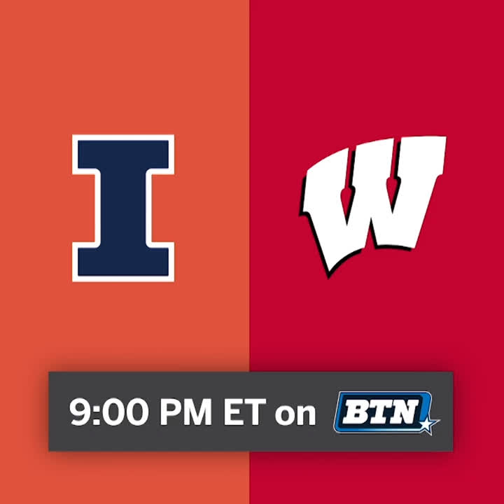 🔥 @B1GMBBall match-up 🔥  One team is coming off a top 5 road win.  The other, earned a statement win of their own at home.  @IlliniMBB vs. @BadgerMBB 𝗧𝗢𝗡𝗜𝗚𝗛𝗧 at 9 ET on BTN.  On the call: @coryProvus + @RobbieHummel + @OliviaDekker   STREAMING » http://foxsports.com/watch/1195830