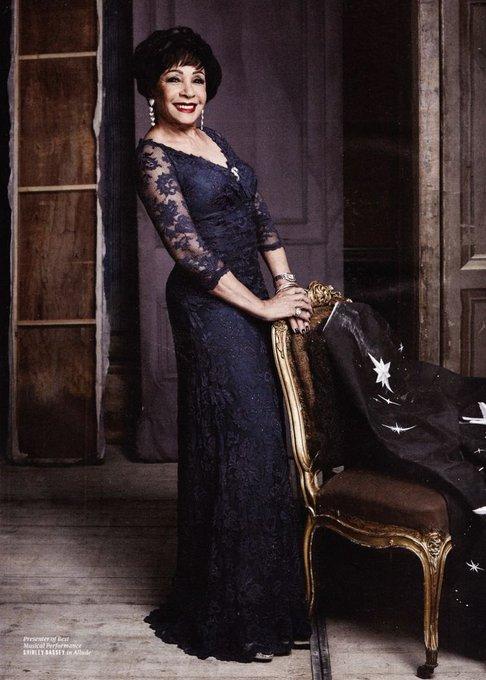 Happy Birthday to The fabulous Dame Shirley Bassey