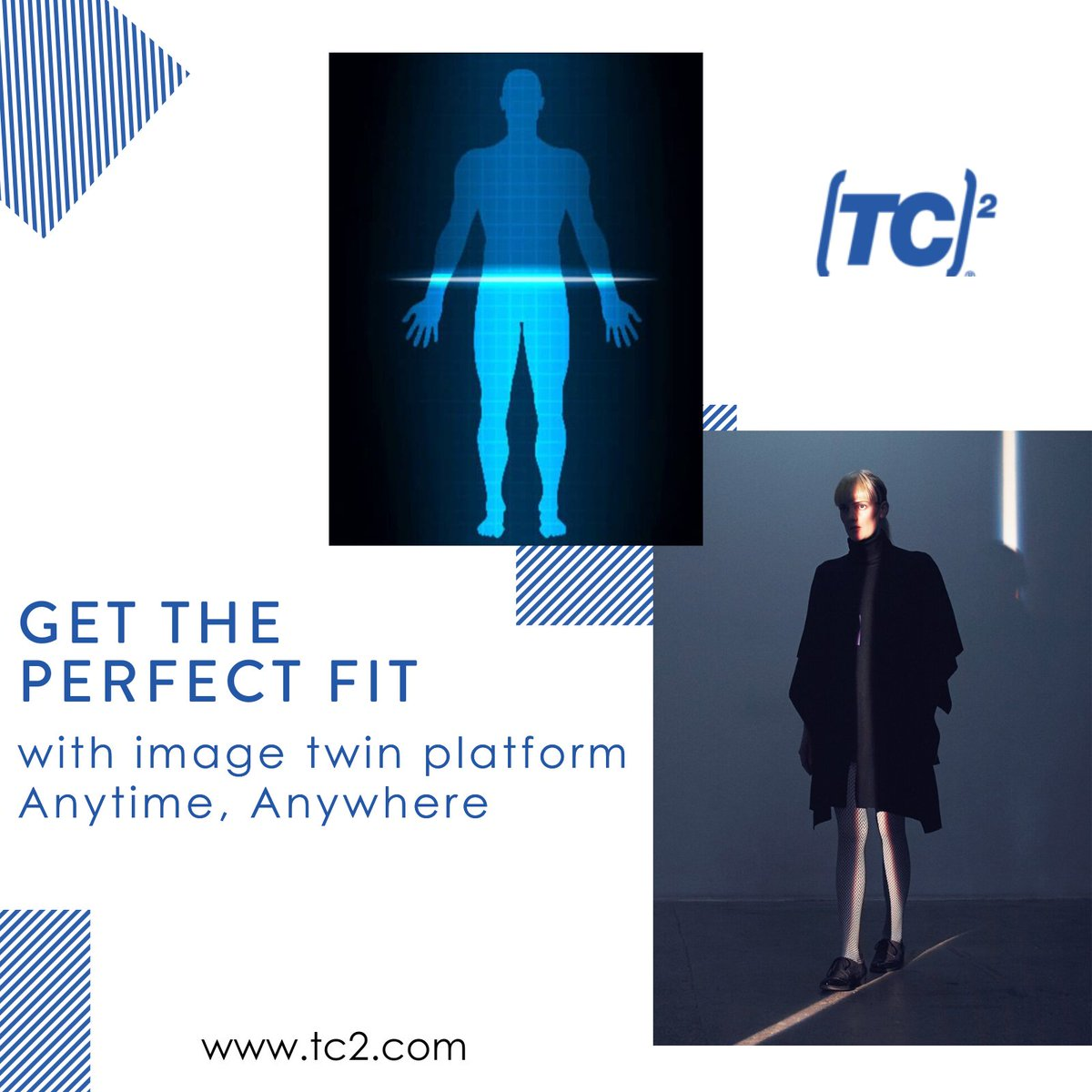 Using the best of scanning technologies. Know More >>    #MobileScanner #3DTechnology #Fashion #3dcustomisedsolutions #3DServices #3DScanners #3rdDimension #NewDimension #Tc2  #USA  #3dPrints #US #Technology #latesttrends #fittingsolution