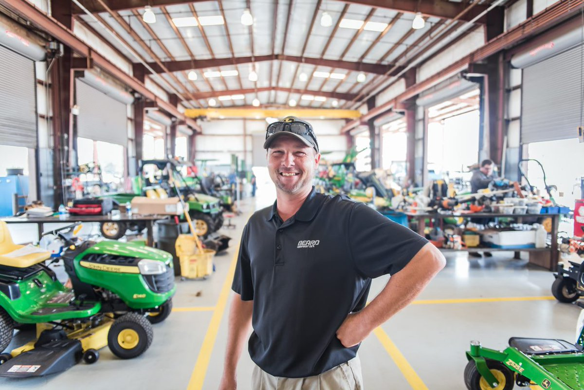 Did you know that Beard Equipment specializes in the repair & maintenance of construction equipment and lawn and garden equipment? Call, submit a request online, or stop by one of our 10 locations to have your equipment serviced. #TrainedTechnicians #ServiceandRepair #WeCanHelppic.twitter.com/XQa8MPbORp