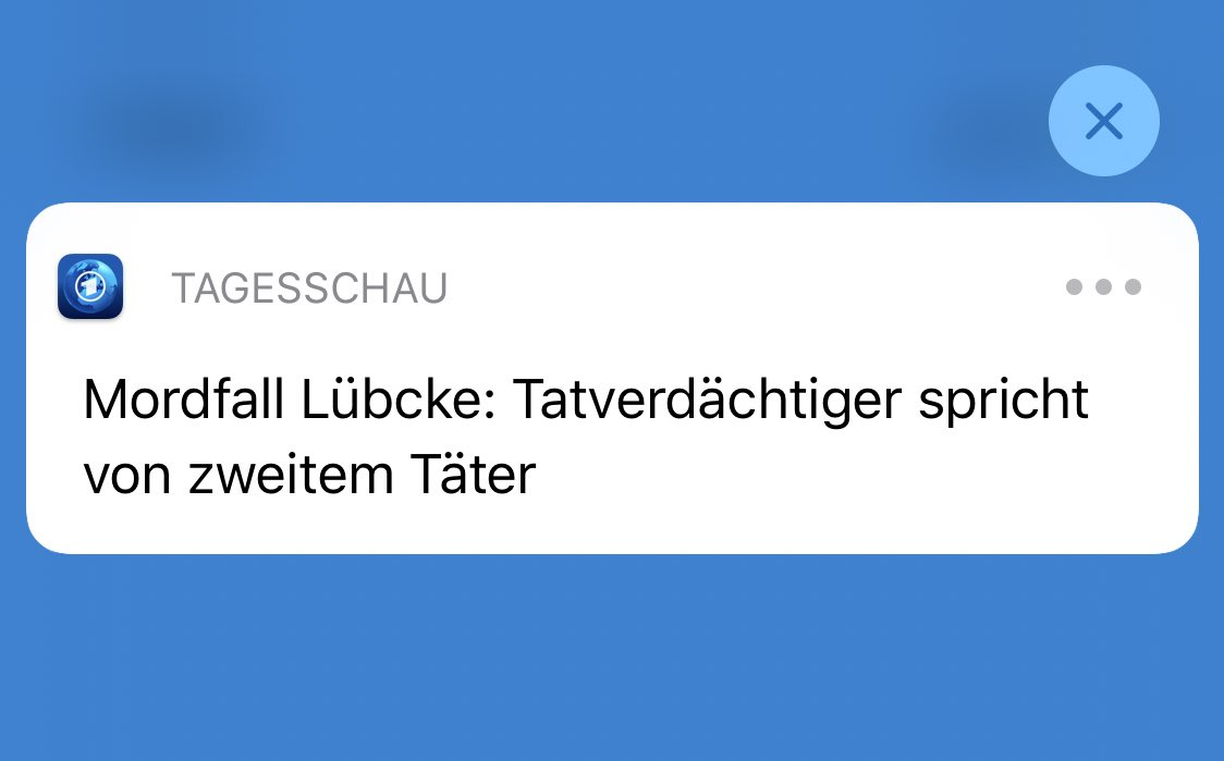 #Lübcke