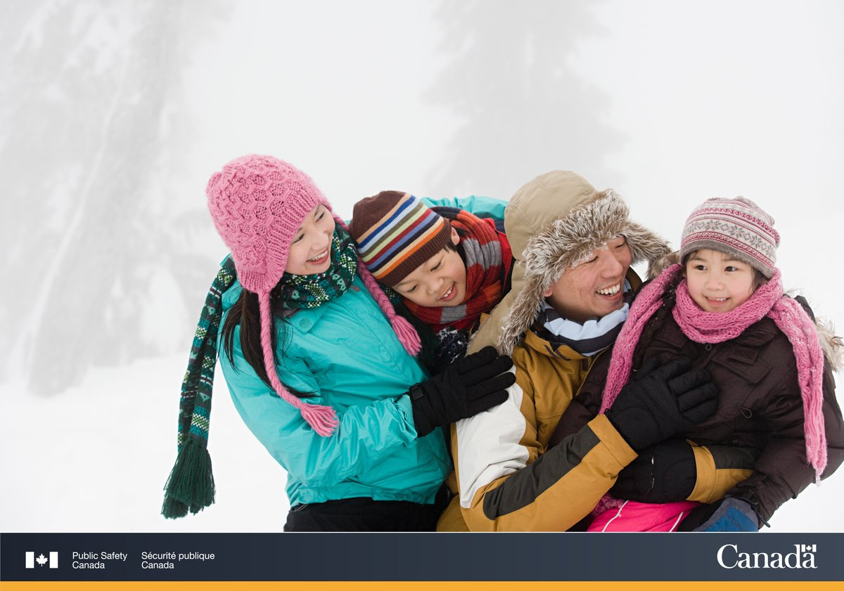 Make sure to dress warm as the temperature drops! Some more tips on how to beat the cold: ow.ly/i6yQ50xQe02