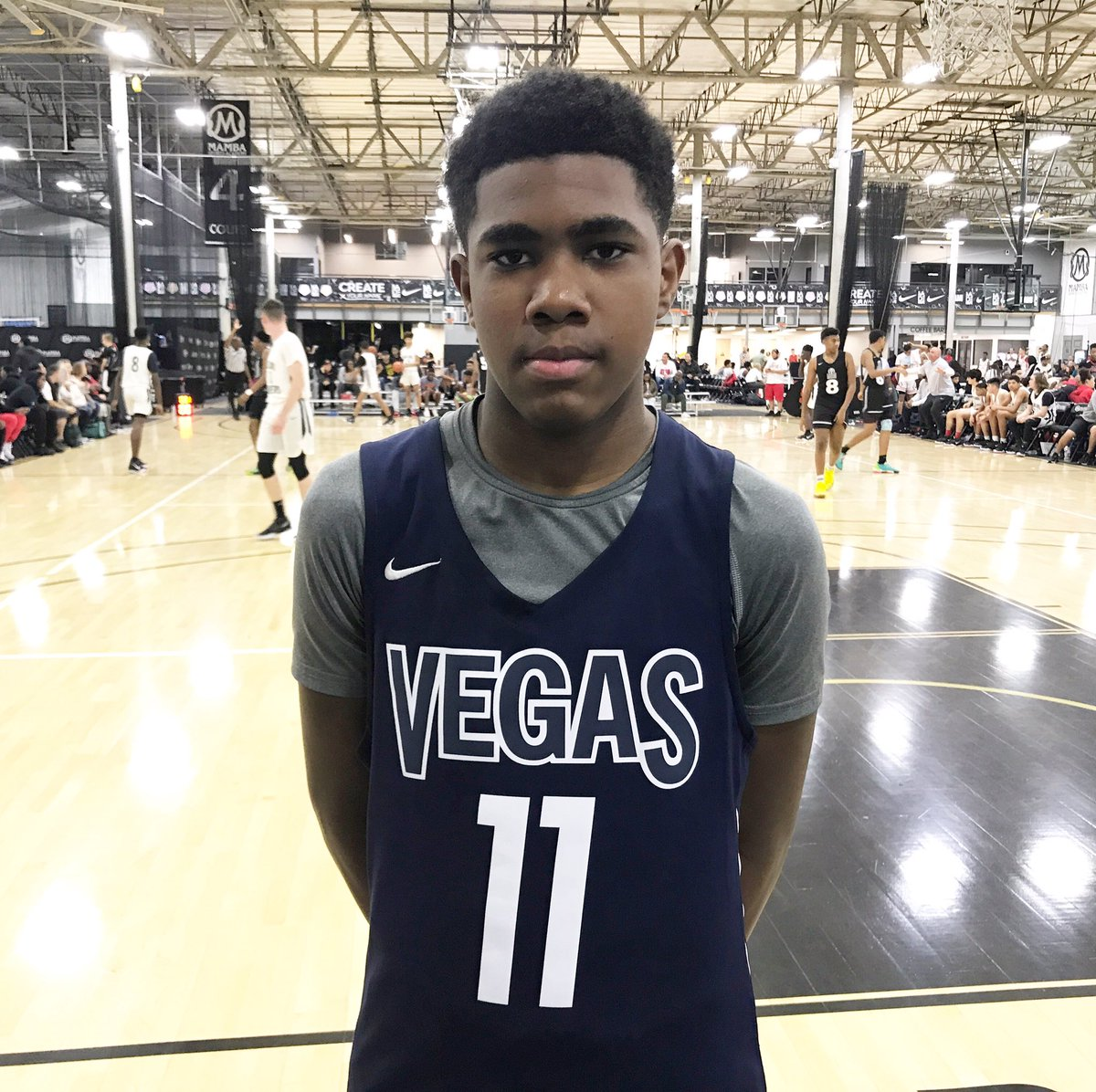 "The *BREAKOUT* performer of #WestLea8ue last weekend was 2024 6'0"" G Jason 'Jase' Richardson (Las Vegas, NV). The talented lefty is gaining confidence by the week and his scoring performances were noteworthy. 🧬 📈 https://t.co/5JdUYjyca0"