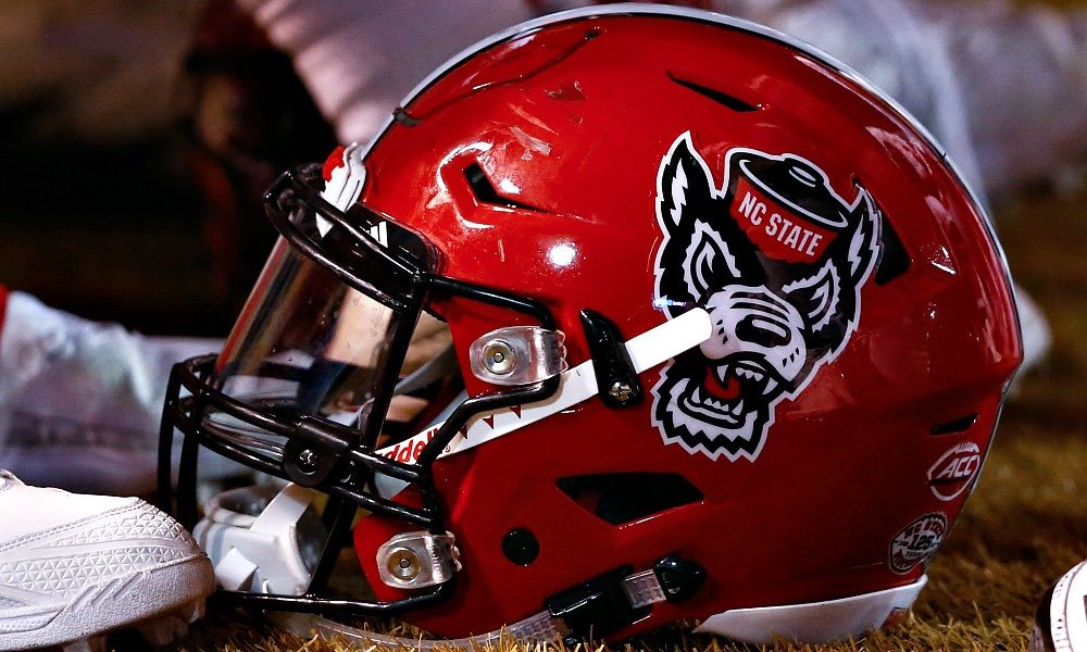 Blessed to receive an offer from North Carolina state university #1Pack1Goal❤️ @BMitchellNCS