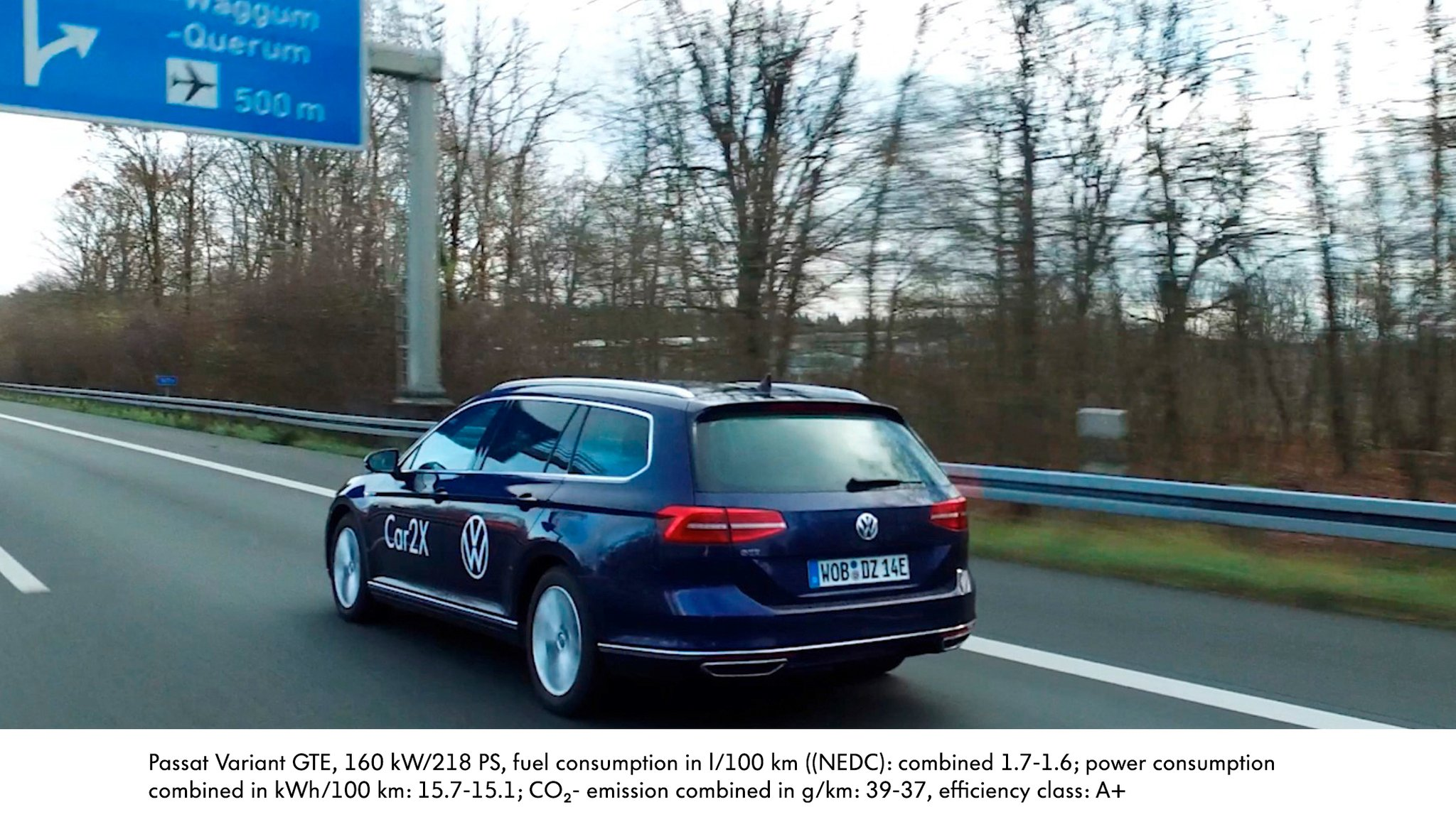 Volkswagen News On Twitter Starting Signal For Testfeld Niedersachsen Using The Stretch Of Road Which Has Been Financed By The State Of Lower Saxony And The Dlr Volkswagen Hoped To Gather New