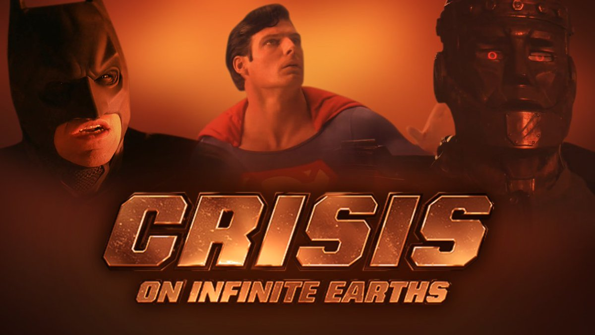 My new video is up and it expands the #CrisisOnInfiniteEarth intro sequence by featuring more Earths #dccomics #DC youtube.com/watch?v=e6v3TG…
