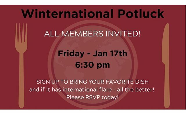 We have a member community event coming up! Please join us on Friday January 17th for our 3rd annual Winternational Potluck! Sign up here  https://ift.tt/2N98Pah  #NWFC #fencing #fencingfamily https://ift.tt/2ut9k8t pic.twitter.com/8m71A5AUUl