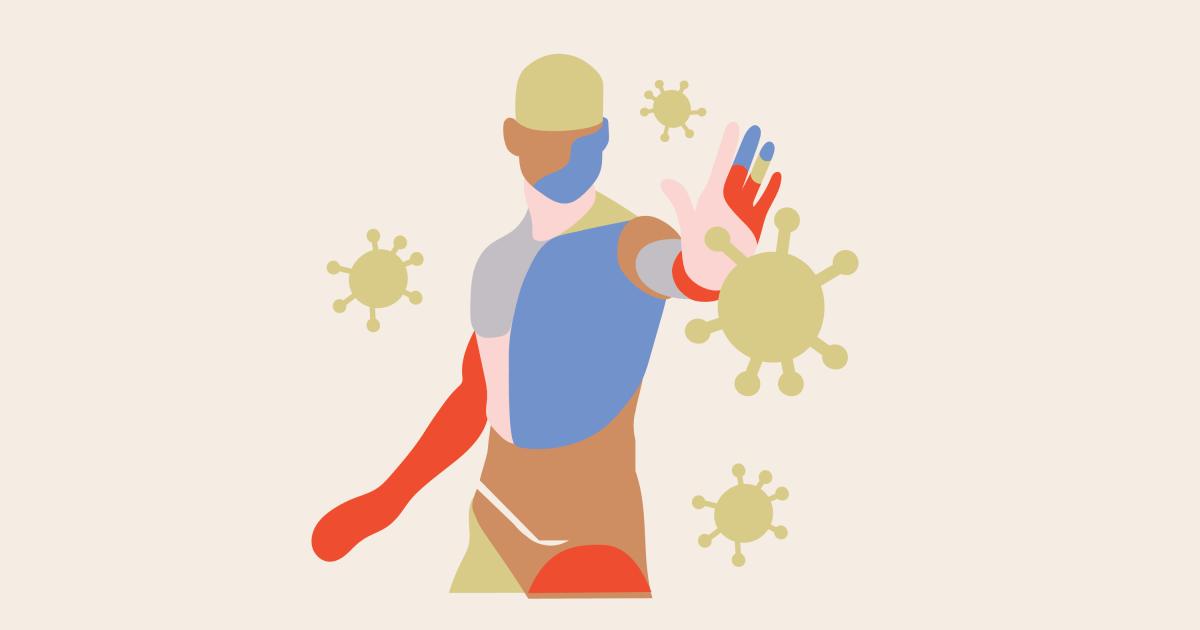 Этой зимой человечество будет противостоять ковиду и гриппу одновременно