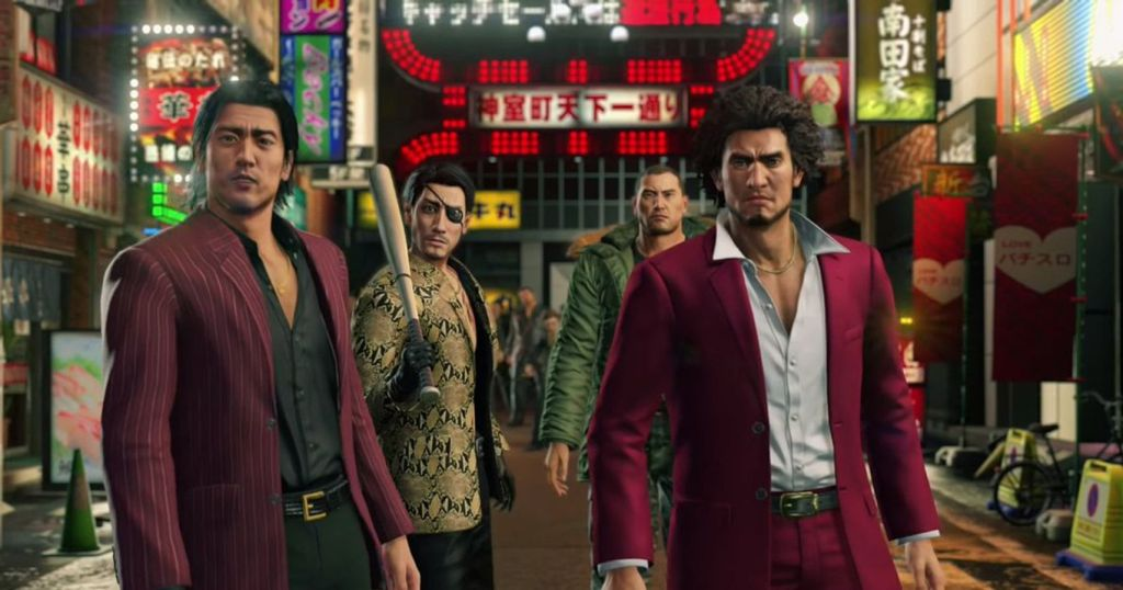 Yakuza: Like a Dragon Gameplay Trailer