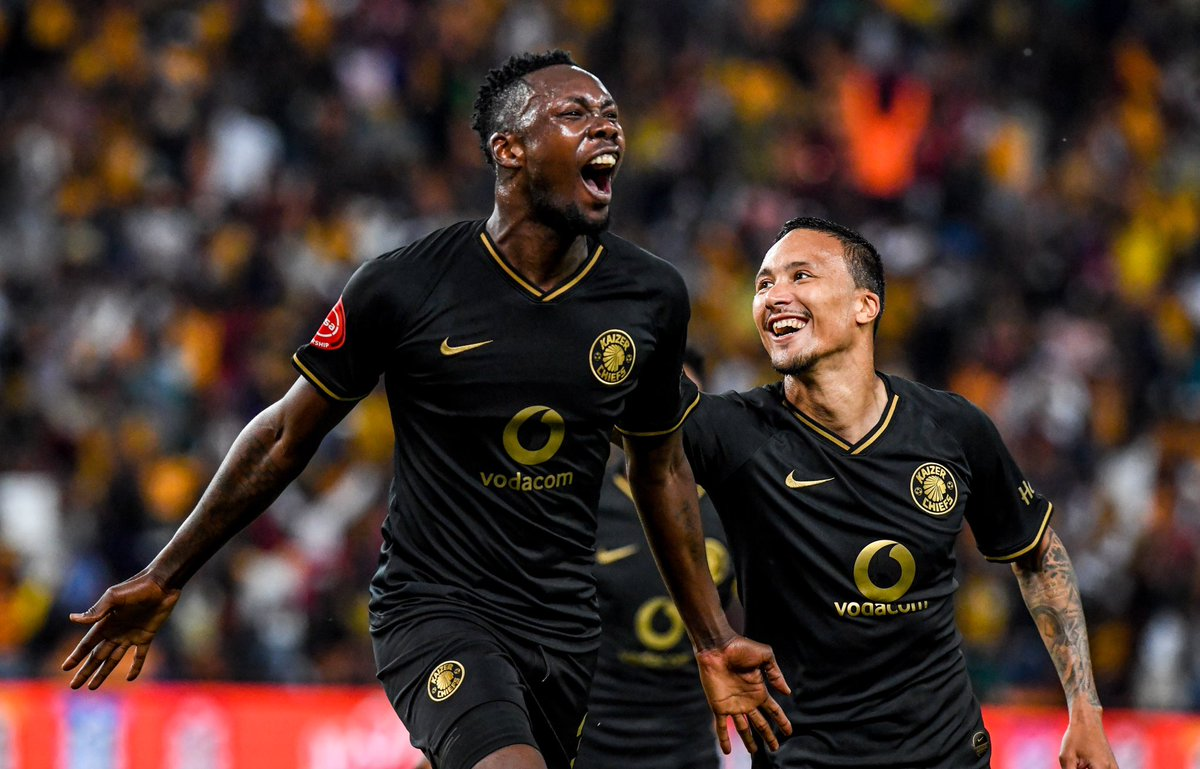 #AbsaPrem – RESULTS: Kaizer Chiefs 3-0 Highlands Park Black Leopards 1-2 Chippa United SuperSport United 2-2 Maritzburg United Golden Arrows 1-0 Baroka CT City 2-2 AmaZulu #SSDiski