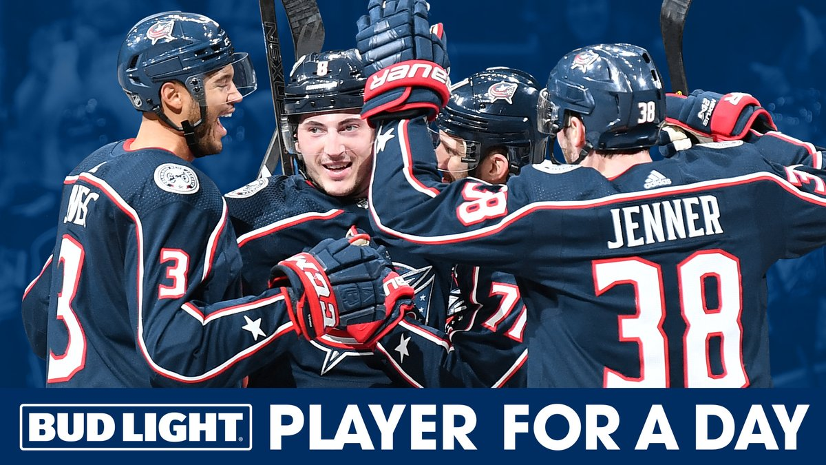 Columbus Blue Jackets @BlueJacketsNHL