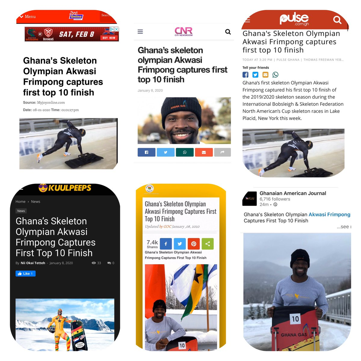 RT @Misss_Quaye: RT @FrimpongAkwasi: Grateful to the media outfits in #Ghana  who continue to share our efforts as we go headfirst on ice internationally to bring the message of #hope to young Ghanaians chasing their dreams!#skeletonsport @IBSFs…pic.twitter.com/SDjpsWkwiL
