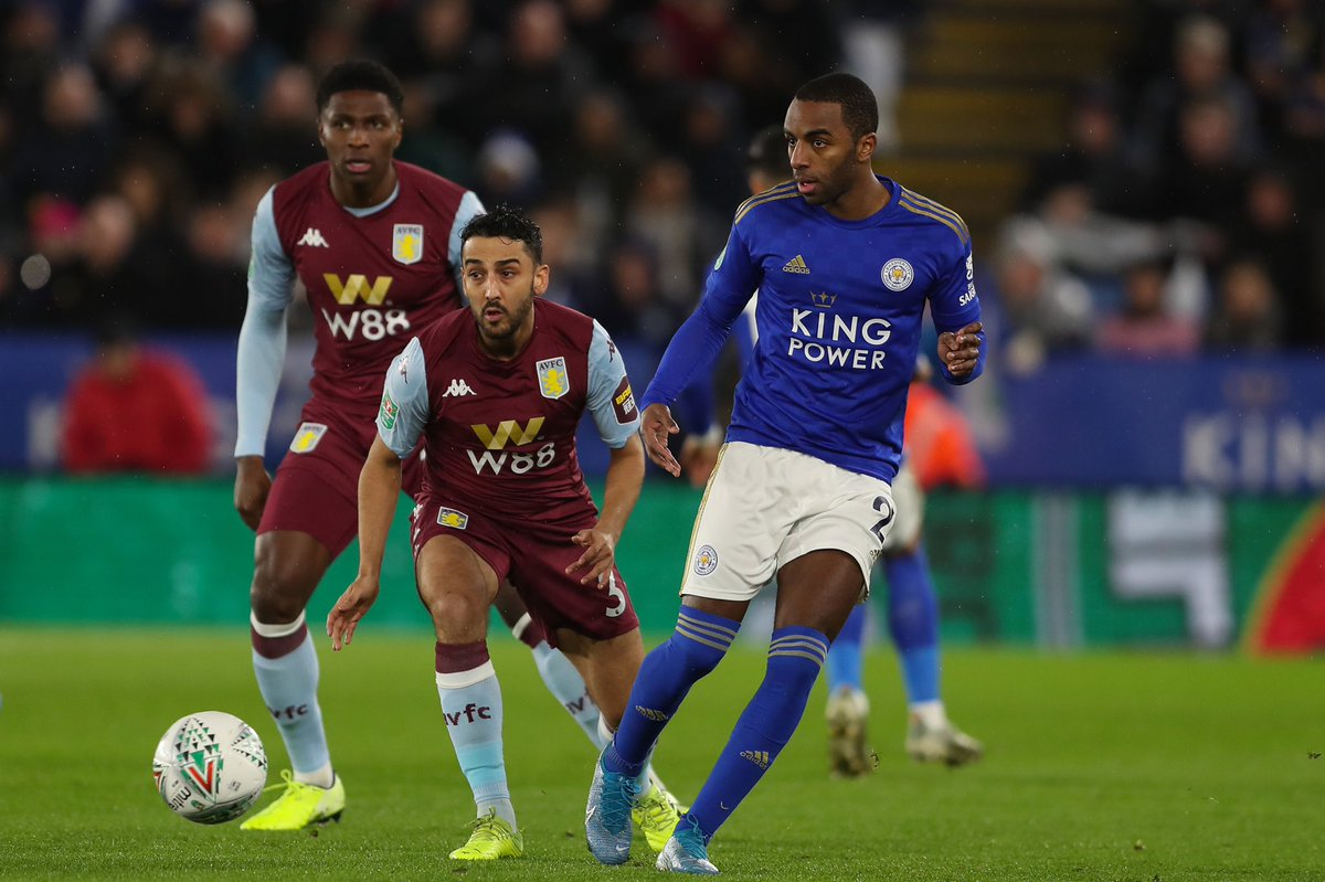 #CarabaoCup - HALFTIME: Leicester 0-1 Aston Villa Aston Villa go into the break with a vital leader over hosts Leicester City. Watch the second-half live: bit.ly/SS_NOW